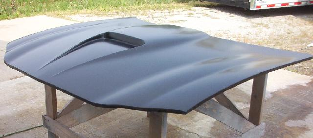 98-02 Camaro SS Style Hood (Pin On | WS6store com